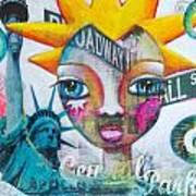 New Liberty Art Print