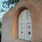 New Mexico Series - Adobe Arch Art Print