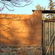 New Mexico Series - Doorway II Art Print