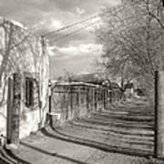 New Mexico Series - Late Day Art Print