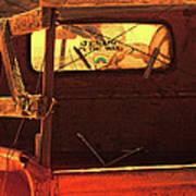 New Mexico Sundown Art Print
