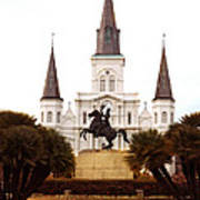 New Orleans St. Louis Cathedral Art Print