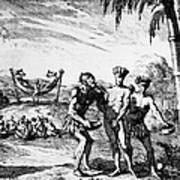 New World: El Dorado, 1727 Art Print