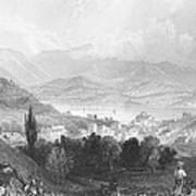 New York: Catskills, 1839 Art Print