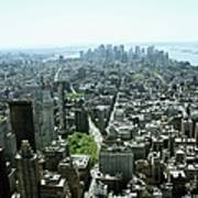 New York City, New York, United States Of America Art Print