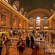 New York Grand Central Art Print