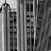 New York Reflections 1 Art Print