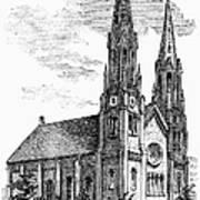 New York: St. Georges Art Print