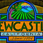 Newcastle Art Print