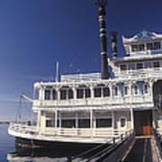 Newport Harbor Nautical Museum - 1 Art Print