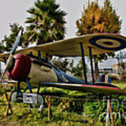 Nieuport 28 Art Print
