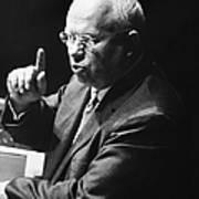 Nikita Khrushchev Art Print