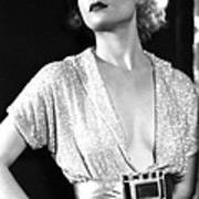 No Man Of Her Own, Carole Lombard, 1932 Art Print by Everett