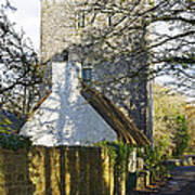 Norman Tower Art Print