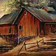 North Country Art Print