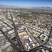 North Las Vegas View Art Print