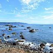 Northern California Coast3 Art Print