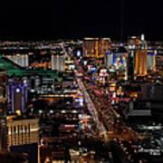 Not Everything Stays In Vegas Art Print