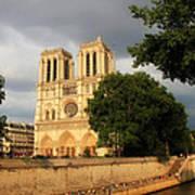 Notre Dame De Paris 2 Art Print