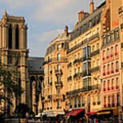 Notre Dame De Paris 3 Art Print
