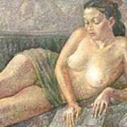 Nu 28 Art Print