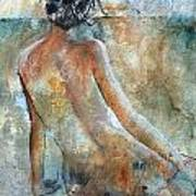 Nude 564213 Art Print