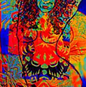 Nude Goddess Art Print