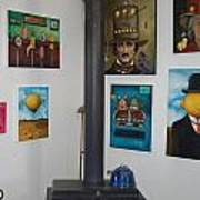 Nut House 2 Art Print