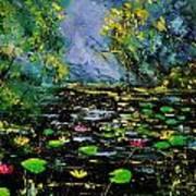 Nympheas 561170 Art Print