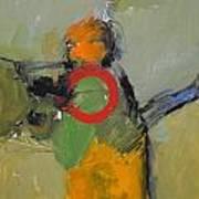 O Lives Or Olives Art Print