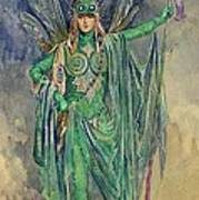 Oberon Art Print by C Wilhelm