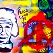 Occupy Einstein Art Print