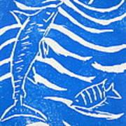 Ocean Fun Print by Marita McVeigh