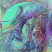 Ocean Symphony I Art Print