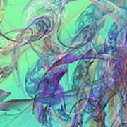 Ocean Symphony II Art Print