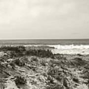 Ocean Wave View Art Print
