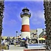 Oceanside Lighthouse Art Print