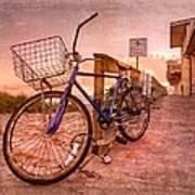 Ol' Bike Art Print