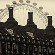 Old And New London Art Print