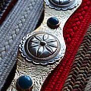 Old Belts Art Print
