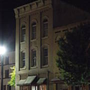 Old Building In Calhoun Ga Art Print