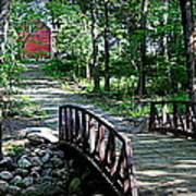 Old Grainery At Henry Park Art Print