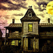 Old House At St Michael's Art Print