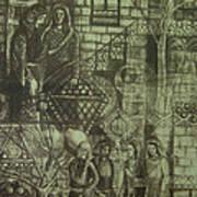 Old Oriental Story Art Print