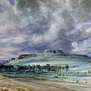 Old Sarum Art Print