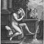 Old Testament: Shoshanna Art Print