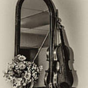 Old Time Music Art Print