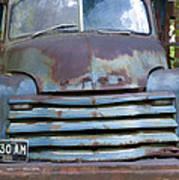 Old Truck I Art Print