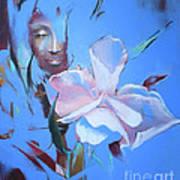 Oleandera Art Print