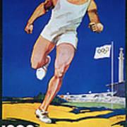 Olympic Games, 1928 Art Print